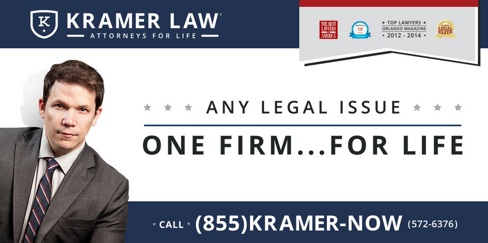 Kramer Law Firm, Orlando FL